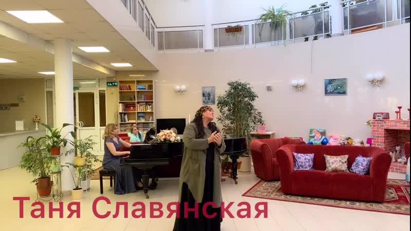 Благотворительный концерт в онкологическом хосписе «Куркино»