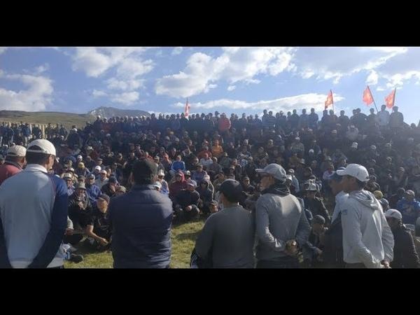 Кыргызы выгнали китайцев. Такое было и в Казахстане БАСЕ