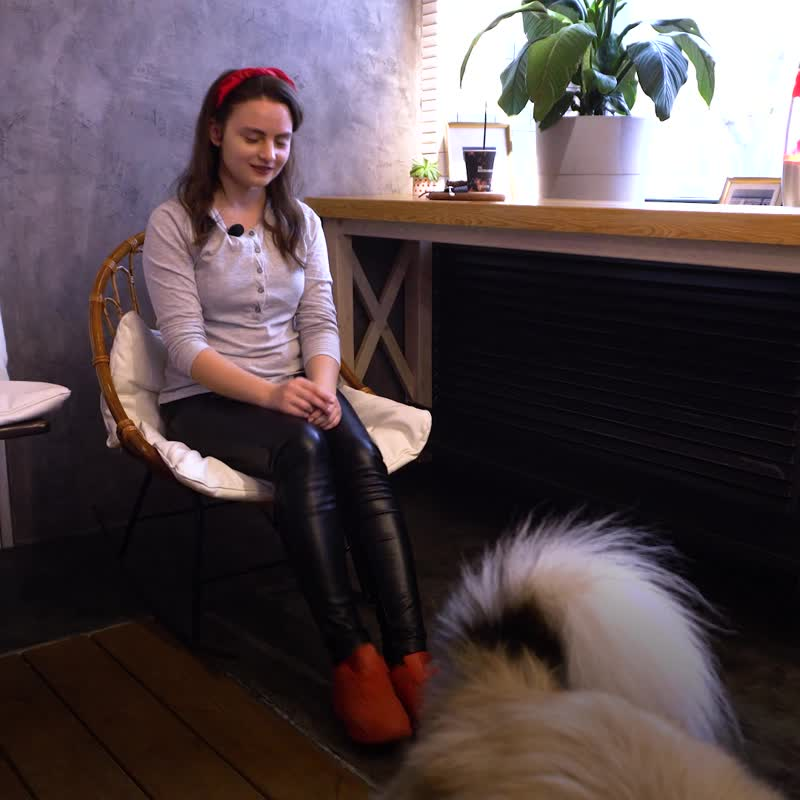 Тюменка о походах в кафе с собакой