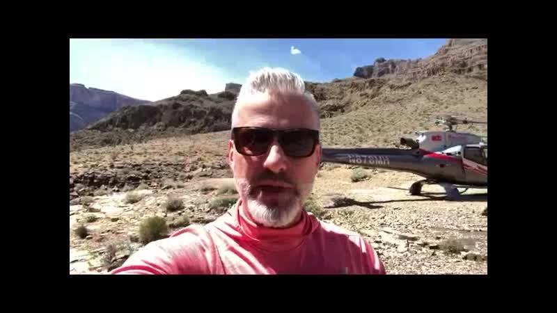 Янош Деметер. Видео-привет из Лас Вегаса