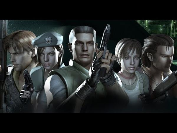 Новый Сезон Resident Evil 3 Тиран Тиранович Тарасов