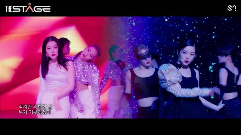 Red Velvet IRENE SEULGI Monster Top Note Ver @ IRENE SEULGI THE STAGE