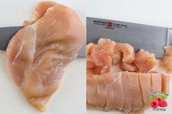 Идеальные куриные оладьи для идеального перекуса