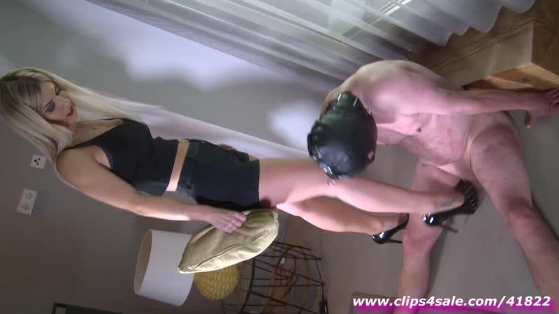 Goddess Chanel blackdiamoond - Balls will Suffer lady mistress femdom ballbustin