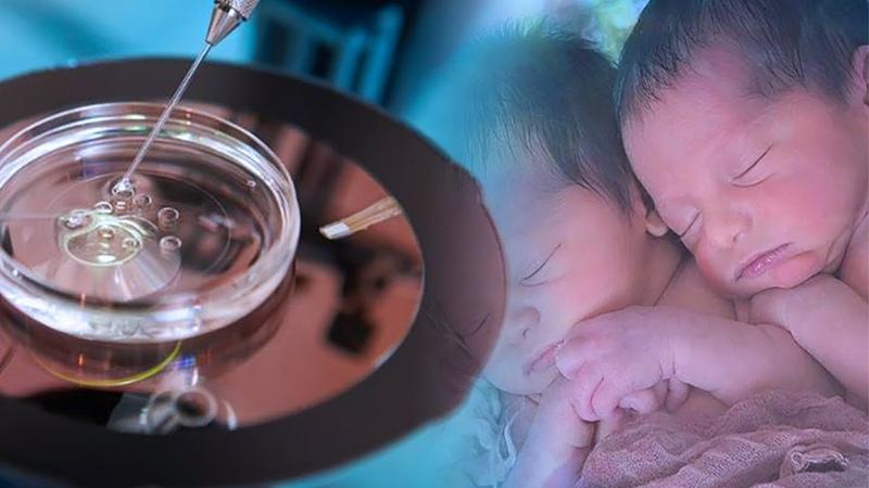 В Китае родились первые генетически модифицированные дети