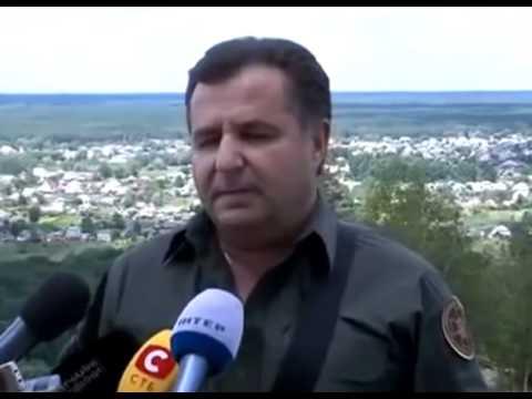 Новый министр обороны Украины генерал Полторак Человек с юго севера