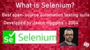 What is Selenium - Automation Engineer Salary - How Long to Learn Selenium - Code Jana - YouTube