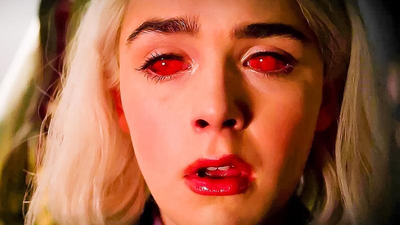 Леденящие душу приключения Сабрины (3-й сезон) - Русский трейлер | Сериал 2020 (Netflix)