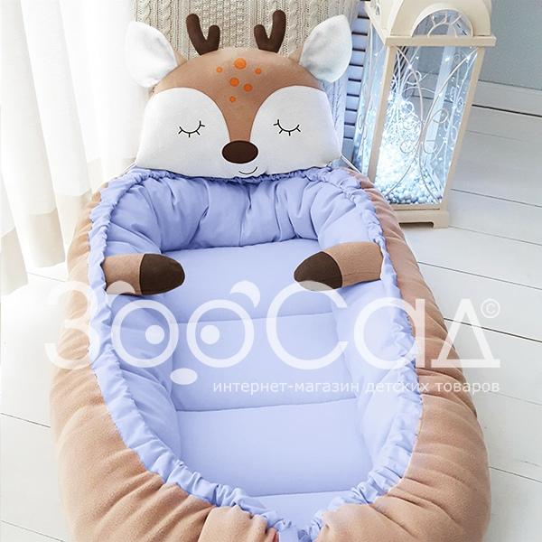 Совсем скоро Новый Год, пора задуматься о подарках от ЗооСад - прекрасная замена обычной кроватке, а также отличный сюрприз для ваших деток.Гнездышко - это мобильная кроватка, которую вы сможете