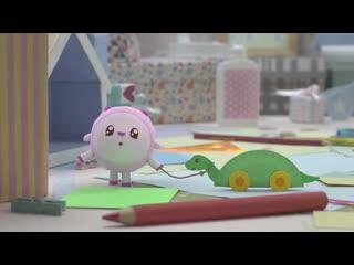 Малышарики - Кто там - серия 147 - Обучающие мультфильмы для малышей - квартира
