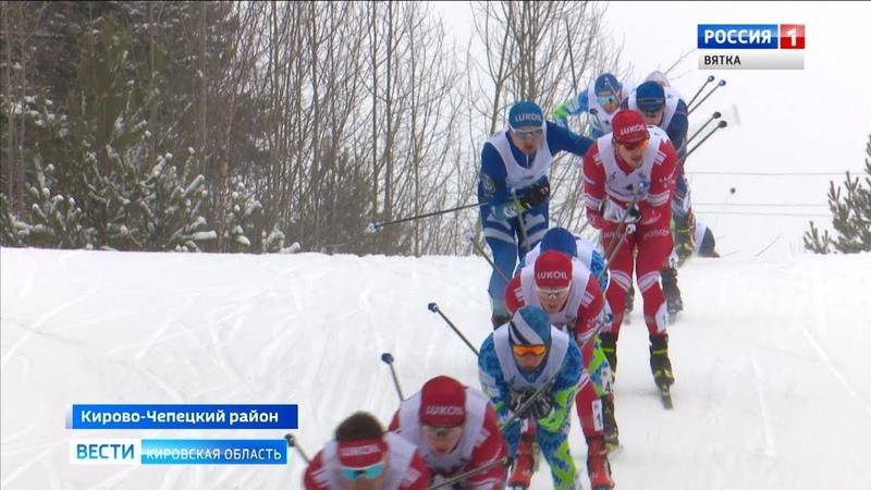 В Перекопе завершились всероссийские соревнования по лыжным гонкам (ГТРК Вятка)