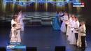 Бальные танцы и светские манеры на главной сцене НАО