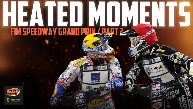 HEATED Speedway GP Moments 🔥 Part 2 FIM Speedway Grand Prix