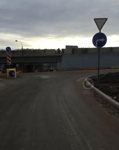 Жители Одинцово-1 вынуждены ходить до станции Внуково