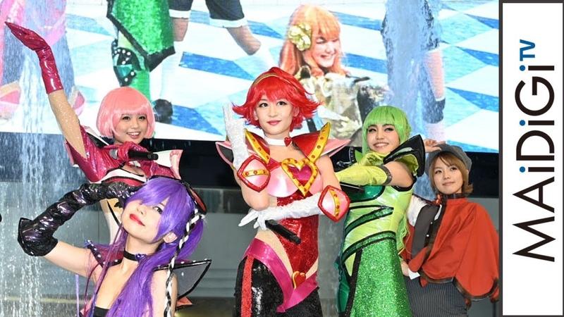 200110 元NMB48・上西恵、「キューティーハニー」主題歌でキレキレ&セクシー 1