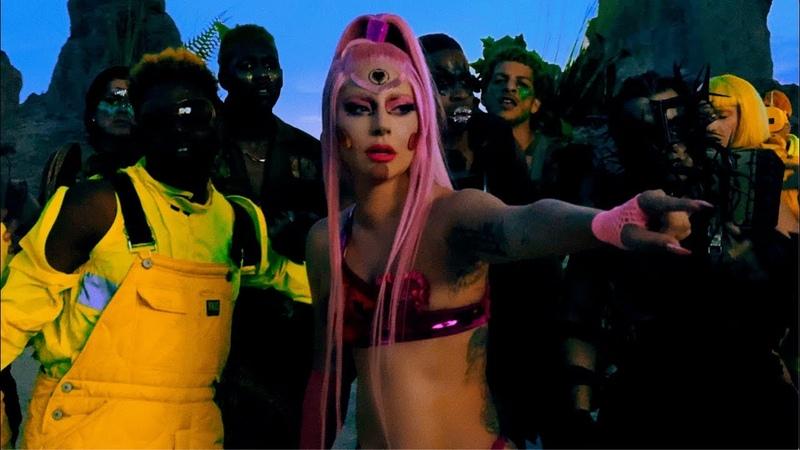 Lady Gaga Stupid Love Teaser