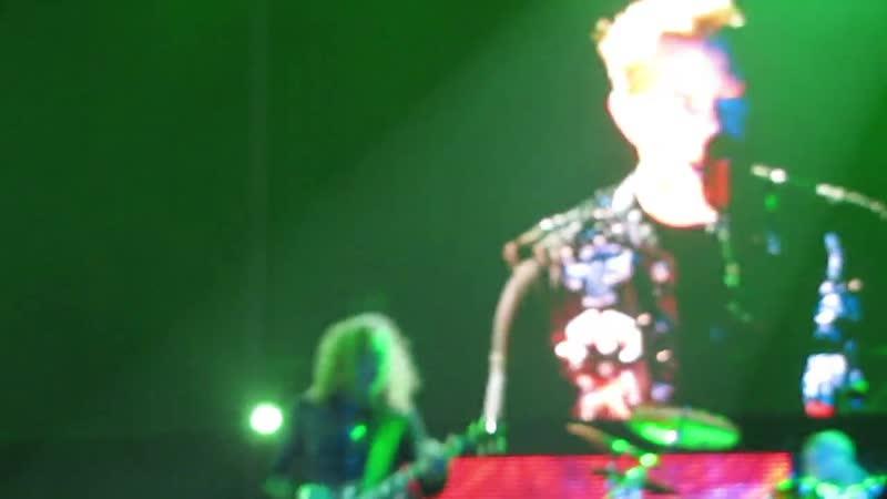 Metallica 2012 08 11 San Francisco CA USA Sjmike Sky Master ver Blu ray Rip