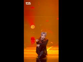 200628 Stray Kids - God's Menu (Felix focus)  SBS Inkigayo (Official Fancam)