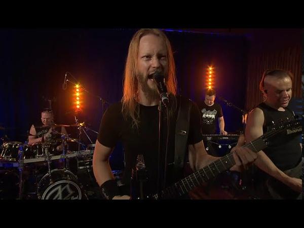 ENSIFERUM Heathen Horde Live @ SonicPumpStudios 10 07 2020 Helsinki