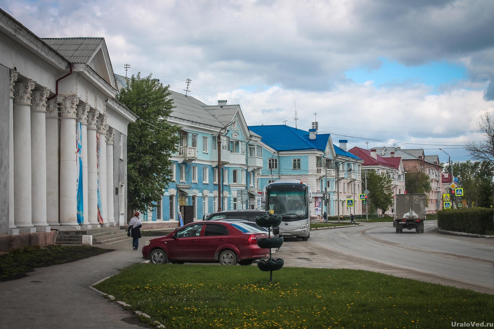 Город Богданович