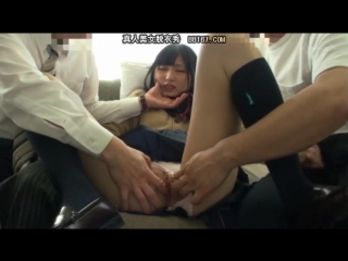 Wakatsuki Maria [PornMir, Японское порно, new Japan Porno, Schoolgirl, Sex Slave, Rough Sex, Anal]