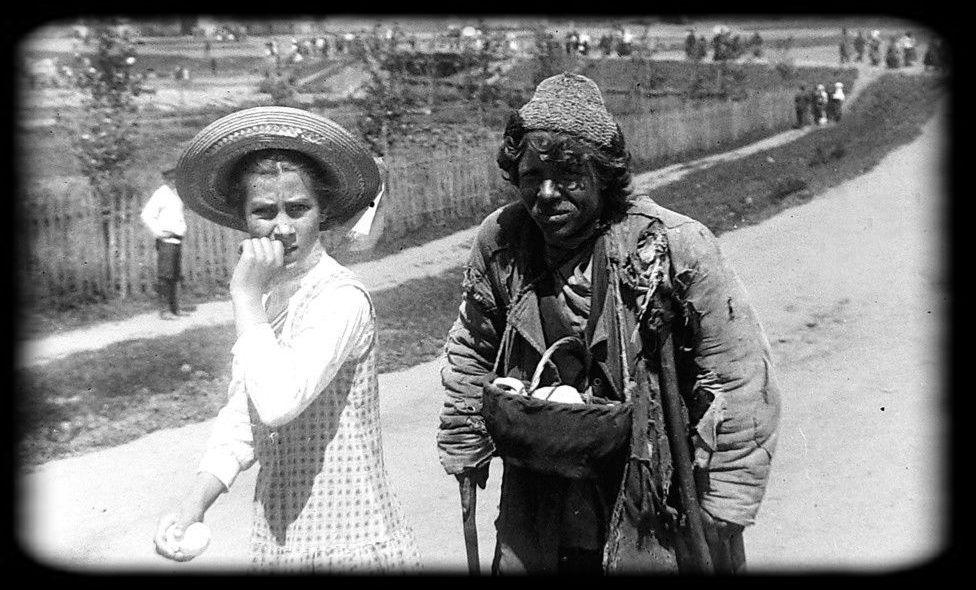 Детская беспризорность и нищенство в России во второй половине XIX начале XX века