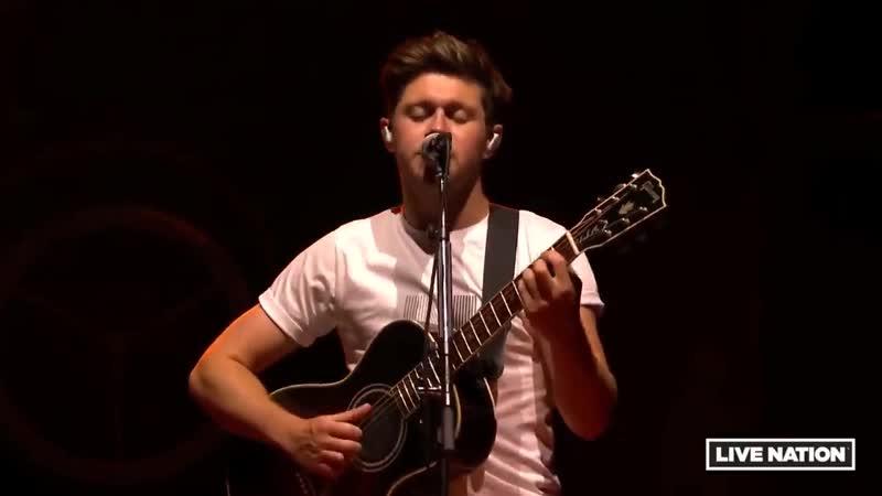 Niall Horan Flicker World Tour Amsterdam 28 04 18