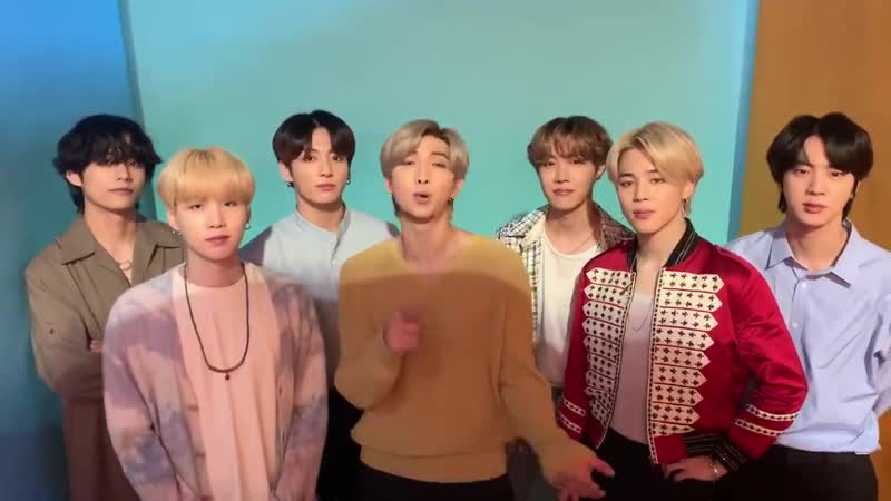 IHeartRadio LIVE with BTS presented by HotTopic starts at 6PM PT 🎶!