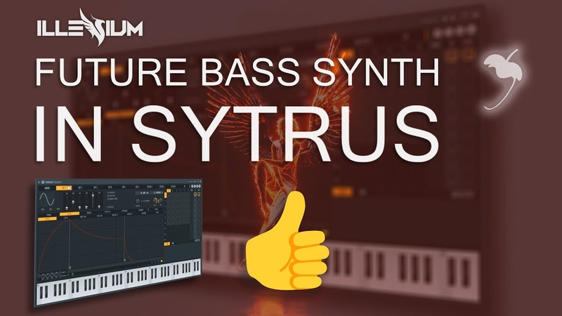 How to Make Future Bass Synths in FL Studio Sytrus