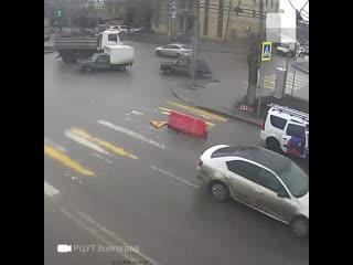 Один день из жизни дорожного блока