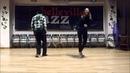 Shim Sham Sequenza intera sulla musica Swing For Fun @ Belleville Jazz Club Rimini