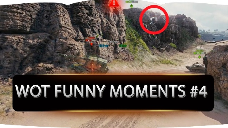 Wot Funny Moments 4 World of Tanks FAILS WINS