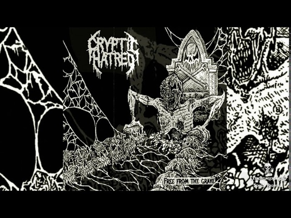▶ CRYPTIC HATRED Skeletal Remains ☠ TRACK PREMIERE 2020 ☠