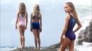Millie,Tilly, Ayva - Sylvia P Atlantis Gymnastics Collection