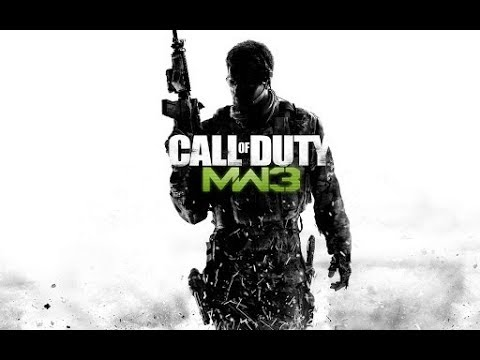Call of Duty 8: Modern Warfare 3 16 (Прах к праху) ФИНАЛ Без комментариев