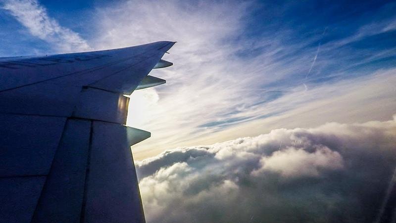 Full flight video Seoul Incheon to London Heathrow OZ521 B777 200 Asiana Airlines