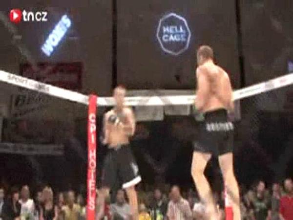 не забытые бои - Alexander Shlemenko vs Patrick Kincl - Hell Cage 4