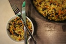 Рис с карри и овощами