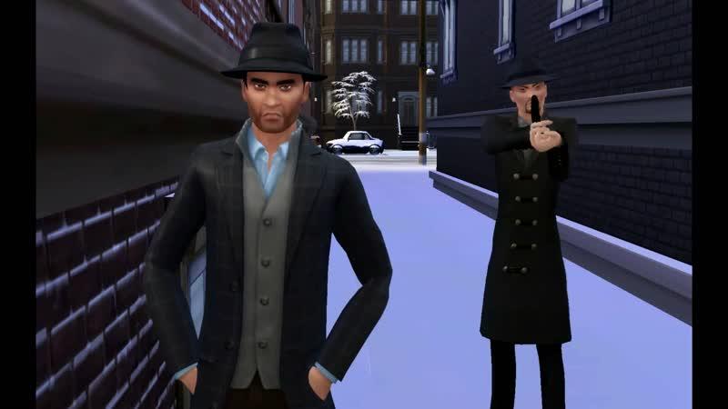 С Рождеством, Тони! 6 серия. Финал /Сериал The Sims 4/Machinima