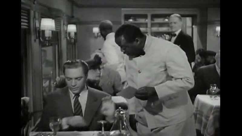 Obliging Young Lady 1942 США вагон ресторан