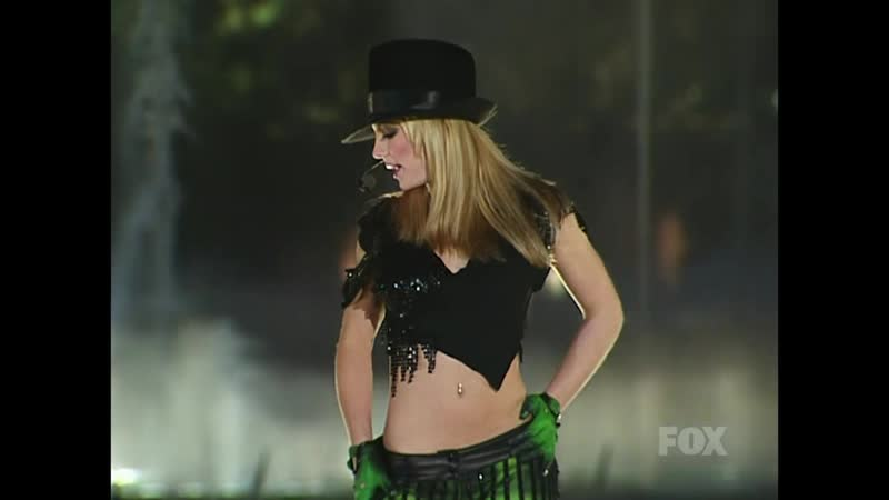 Britney Spears Im A Slave 4 U Billboard Music Awards 2001 Digital Restore