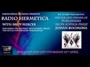 Radio Hermetica Johan Boomsma of Aeon Sophia Press