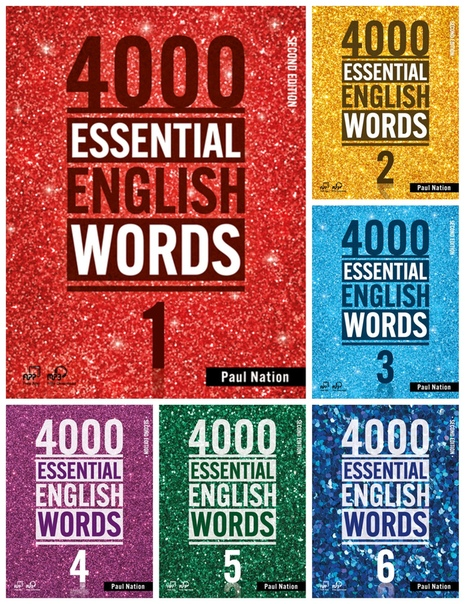 4000 Essential English Words 2nd ed Book 1