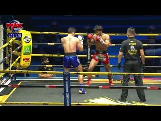 Max Muay Thai The Champion  วันที่ 1 สิงหาคม 2563