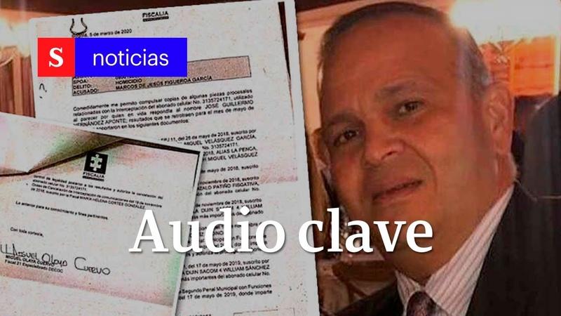Noticias en vivo de Colombia el audio clave del Ñeñe Hernández 16 de marzo de 2020