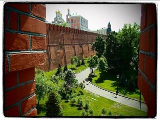Фотоконкурс «Мой весенний Кремль» — Голосование