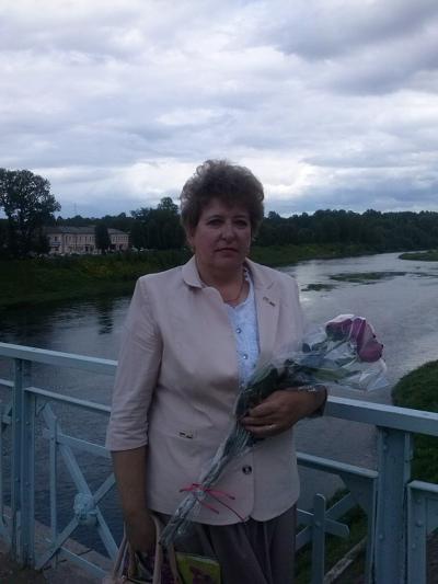 Татьяна, 58, Borovichi