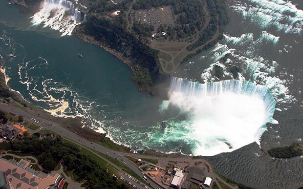 Ниагарский водопад, изображение №9
