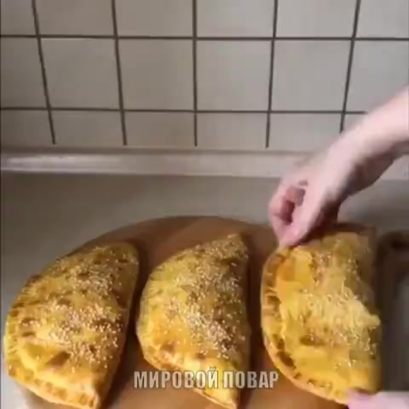 "Турецкие ""ИШЛЕКИ"" (РЕЦЕПТ ПОД ВИДЕО)"