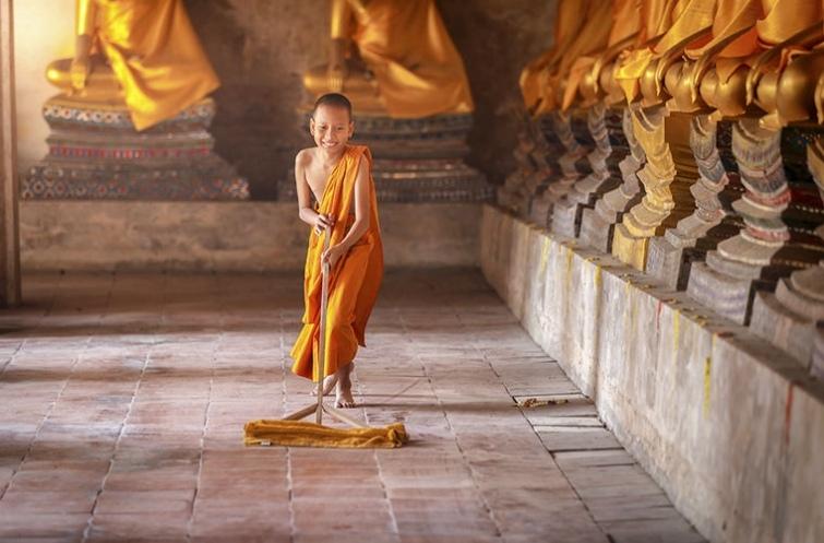 Национальные табу или чего нельзя делать в Камбодже, изображение №5
